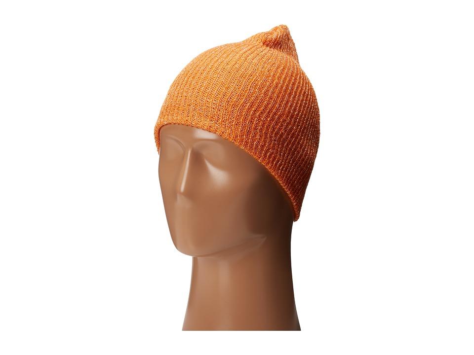 Neff - Daily Sparkle Beanie (Orange) Beanies