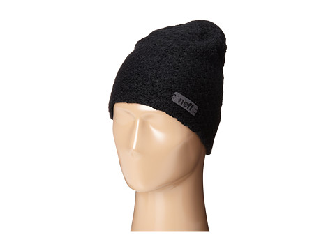 Neff - Grams (Black) Beanies