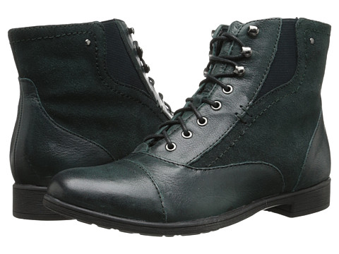 Earth - Cedar (Forest Green Tumbled Leather) Women's Boots