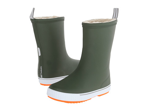 Tretorn - Wings Vinter (Green) Rain Boots