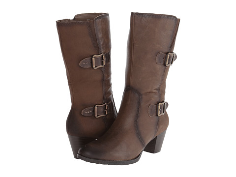 Earth - Larch (Taupe Tumbled Leather) Women's Boots