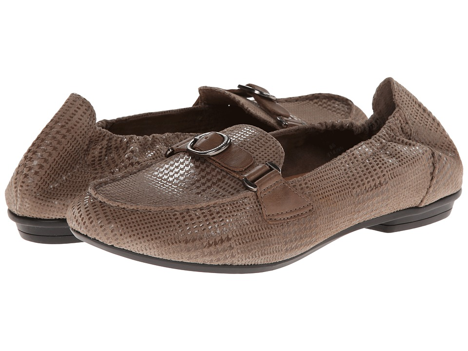 Earth - Scout (Taupe Printed Suede) Women's Shoes