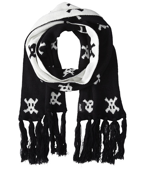 Neff - Skulls Scarf (Black) Scarves