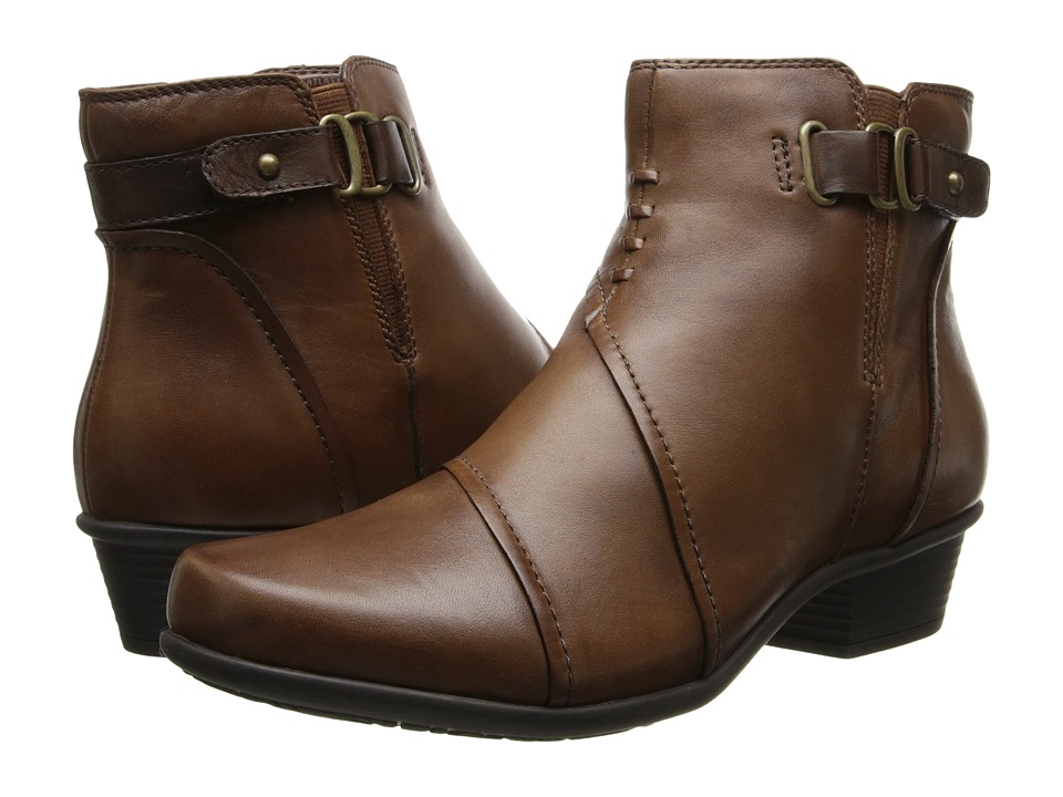 Earth - Atlas (Almond Calf Leather) Women's Boots