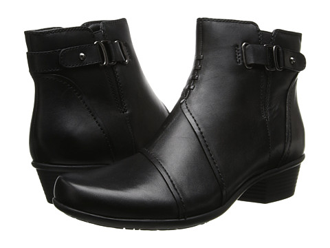 Earth - Atlas (Black Calf Leather) Women's Boots