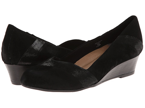 Earth - Spiceberry (Black Suede) Women's Shoes