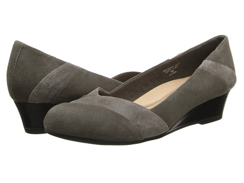 Earth - Spiceberry (Dusty Grey Suede) Women's Shoes