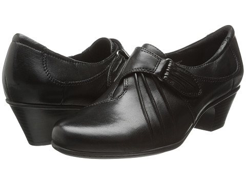 Earth - Voyager (Black Calf Leather) Women
