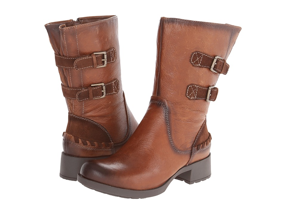 Earth - Hemlock (Almond Tumbled Leather) Women's Boots