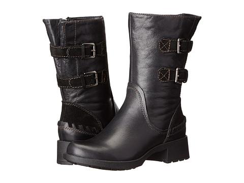 Earth - Hemlock (Black Tumbled Leather) Women's Boots