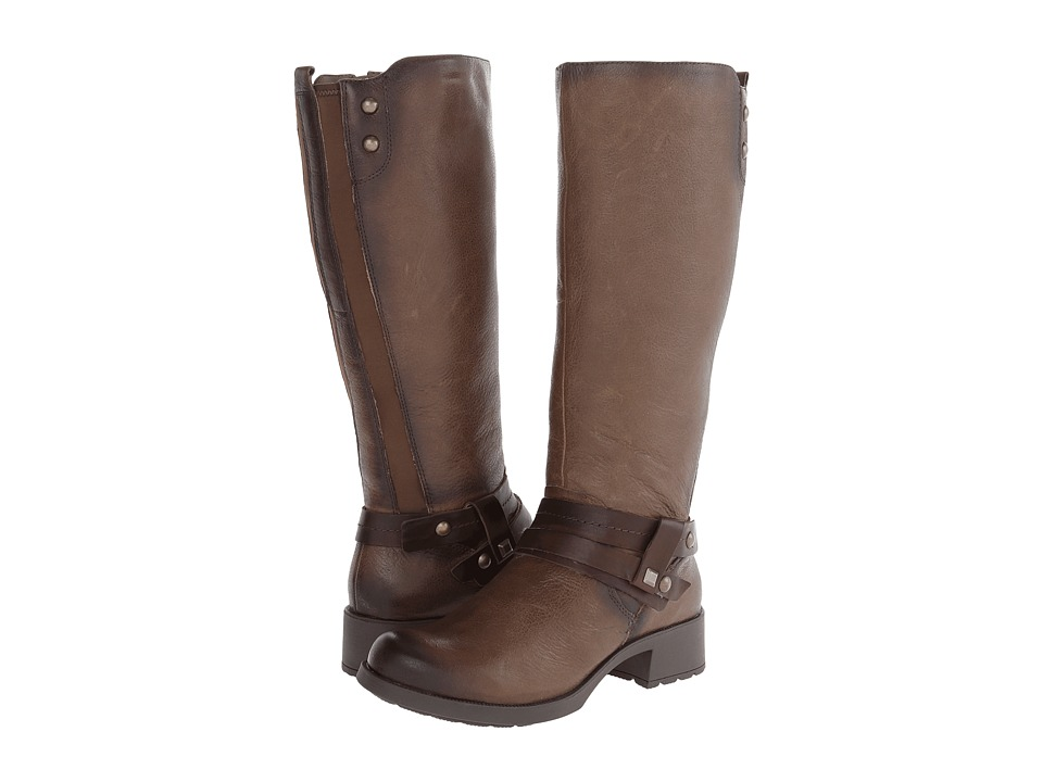 Earth - Sequoia (Taupe Tumbled Leather) Women's Boots