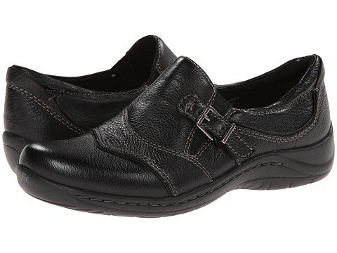 Earth - Dogwood (Black Calf Leather) Women's Shoes