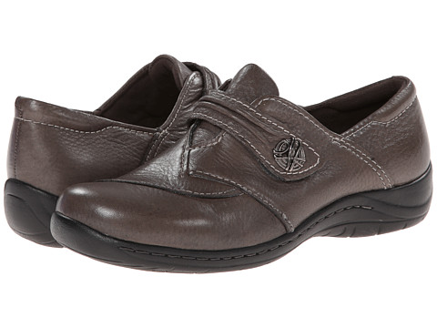 Earth - Savin (Dark Grey Calf Leather) Women's Shoes