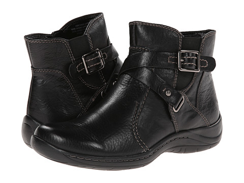 Earth - Ironwood (Black Calf Leather) Women