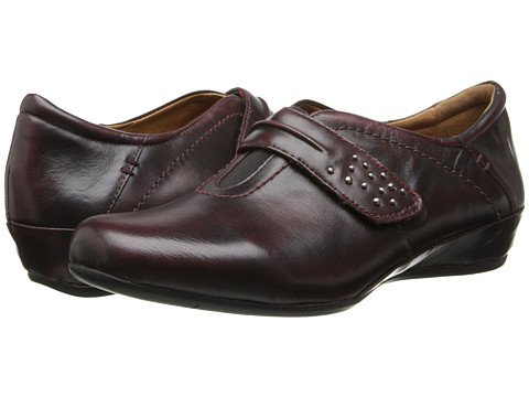 Earthies - Granada (Bordeaux Brush Off Leather) Women