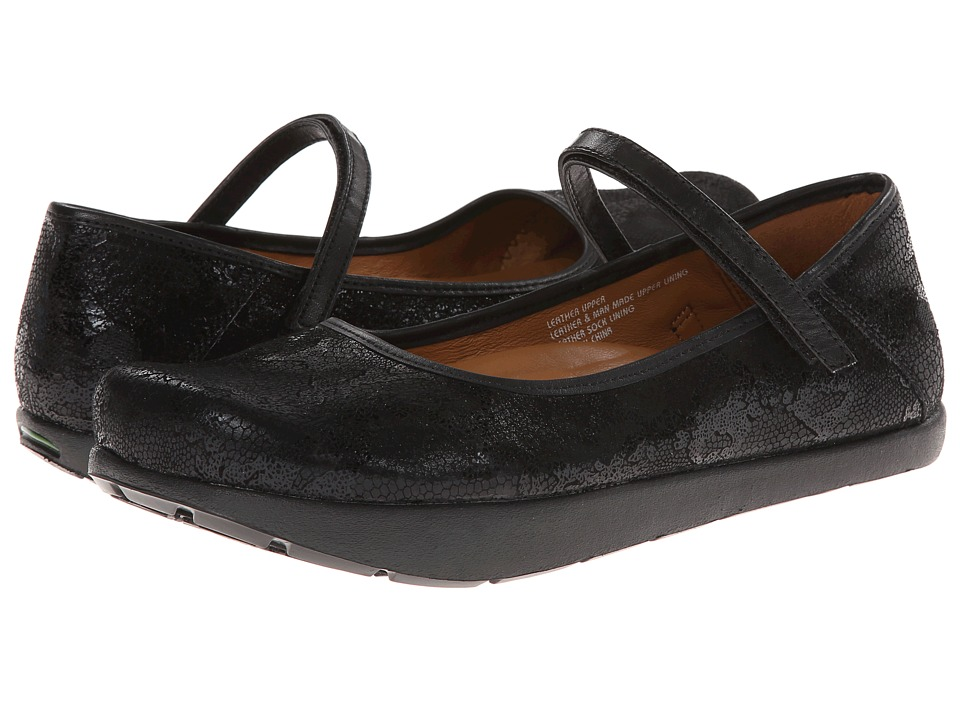 Kalso Earth - Solar 3 (Black Printed Suede) Women's Shoes