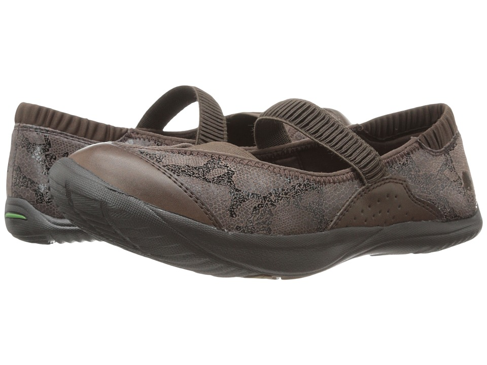 Kalso Earth - Intrigue Too (Bark Printed Suede) Women