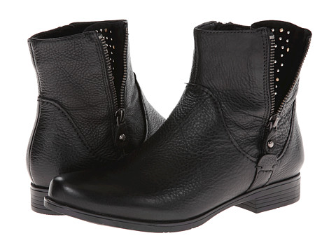 Earthies - Sintra (Black Calf Leather) Women