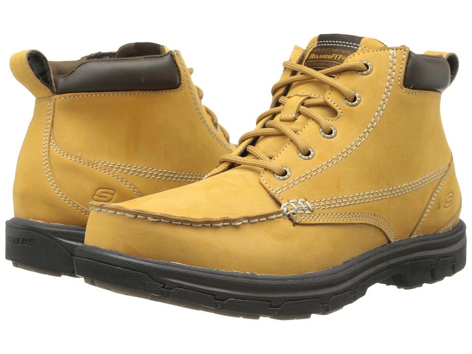 söpö halvin hinta uusia valokuvia UPC 888222516321 - SKECHERS Segment Relaxed Fit Moc Toe Boot ...