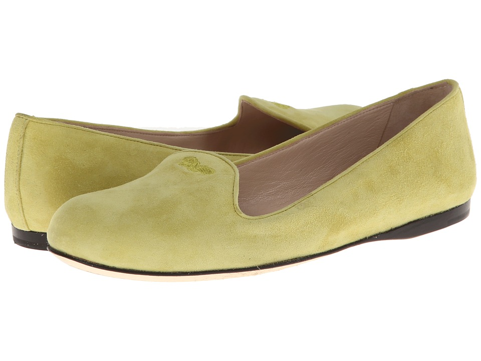 Bottega Veneta - 354210VFCB0 (New Chartreuse) Women's Shoes