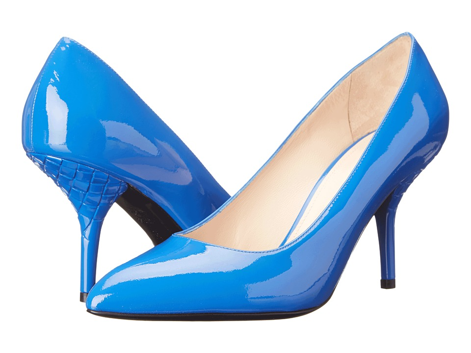 Bottega Veneta - 322712VO310 (Signal Blue) High Heels