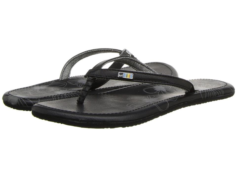 Freewaters - Vezpa (Black) Women's Sandals