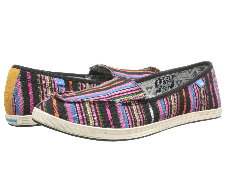 Freewaters - Gipsy Print (Black/Magenta Print) Women