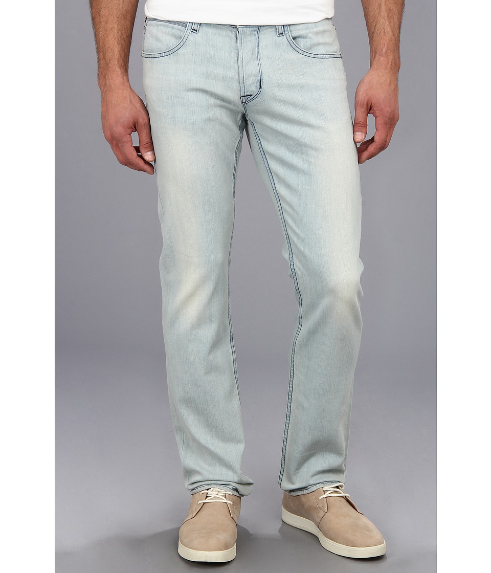Hudson - Byron Five-Pocket Straight Leg in Watering Hole (Watering Hole) Men