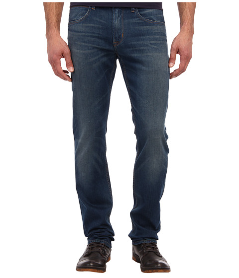 Hudson - Byron Five-Pocket Straight Leg in Boneyard (Boneyard) Men