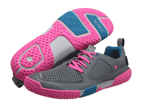 SKORA - Form (Grey/Cyan/Flo. Pink) Women's Running Shoes