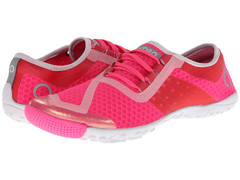 SKORA - Phase (Flo. Pink/Pink/White) Women's Running Shoes