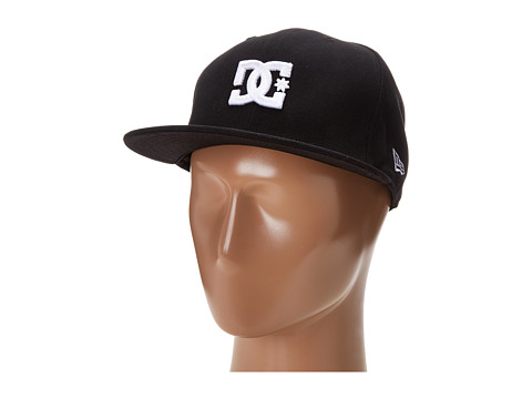 DC - Empire SE Hat (Black 1) Baseball Caps