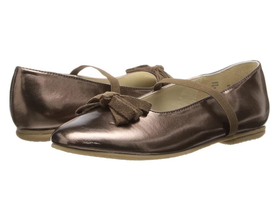 Jumping Jacks Kids - Piper (Toddler/Little Kid/Big Kid) (Brown Metallic) Girls Shoes
