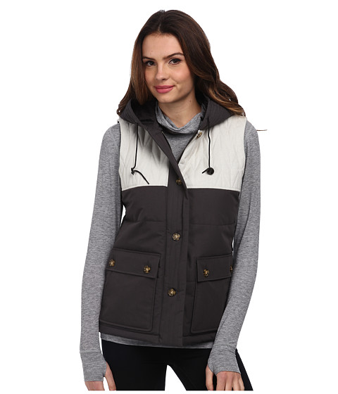 Burton - Geneva Vest (Phantom) Women's Coat
