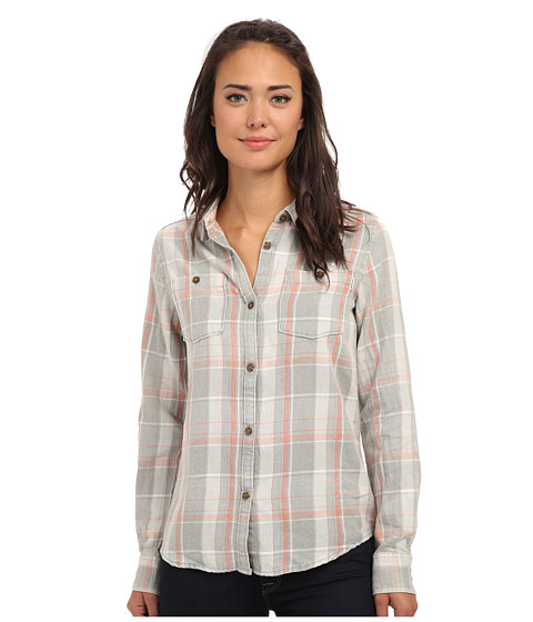 Burton - Grace Long Sleeve Woven (Highrise Loring Pld) Women