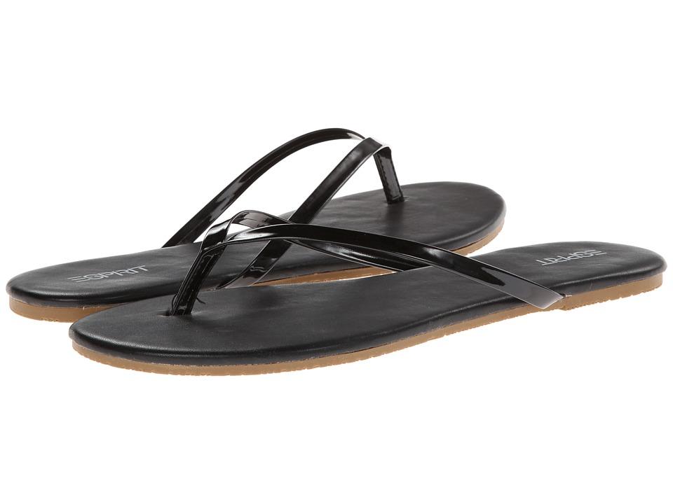 Esprit - Party-E2-B (Black) Women's Sandals