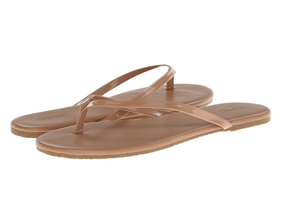 Esprit - Party-E2-B (Cocoa Butter) Women's Sandals