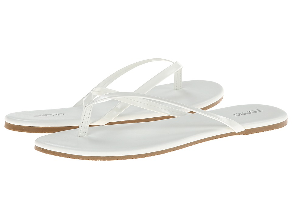 Esprit - Party-E2-B (White) Women's Sandals
