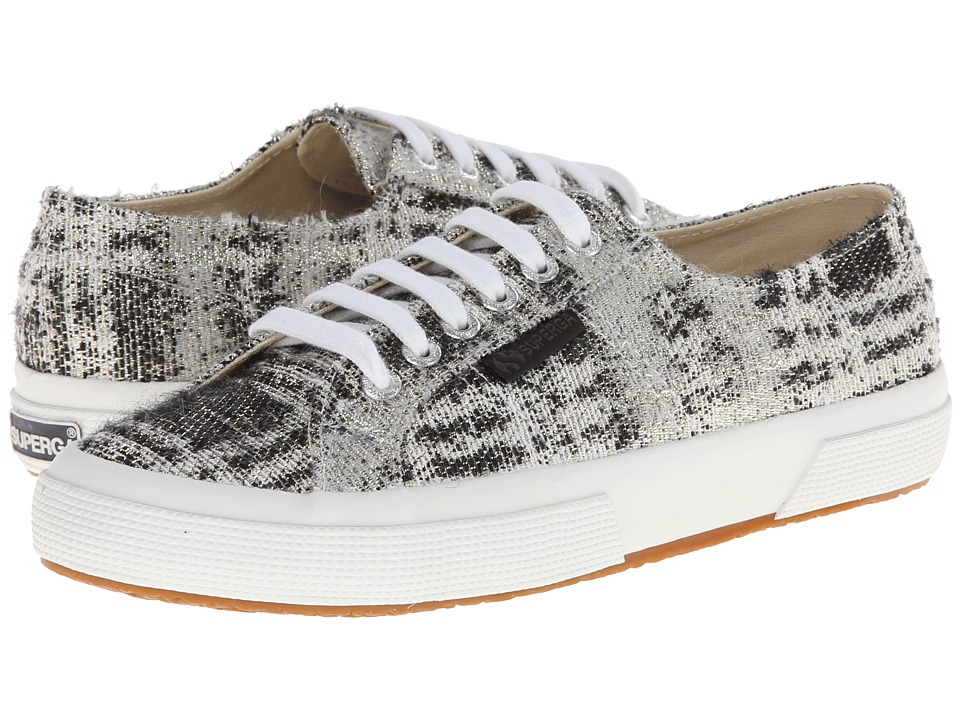 Superga - The Man Repeller x Superga - 2750 Metallicotw (Black) Women
