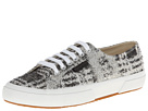 Superga The Man Repeller x Superga - 2750 Metallicotw (Black)