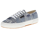 Superga The Man Repeller x Superga - 2750 Metallicotw (Blue)