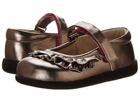 See Kai Run Kids - Belle (Infant/Toddler) (Pewter) Girls Shoes