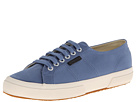 Superga The Man Repeller x Superga - 2750 Satinw (Demin Blue)