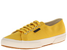 Superga The Man Repeller x Superga - 2750 Satinw (Mustard Yellow)