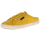 Superga The Man Repeller x Superga - 2288 Satinw (Mustard Yellow)