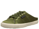 Superga The Man Repeller x Superga - 2288 Satinw (Olive Green)