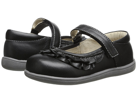 See Kai Run Kids - Belle (Infant/Toddler) (Black) Girls Shoes