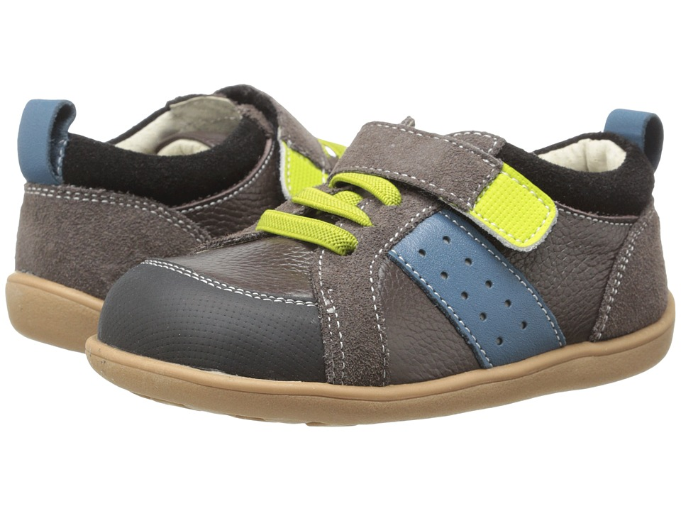 See Kai Run Kids - Trevor (Infant/Toddler) (Brown) Boys Shoes