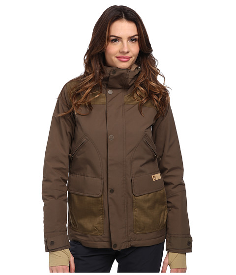 Burton - Brighton Jacket (Wren) Women