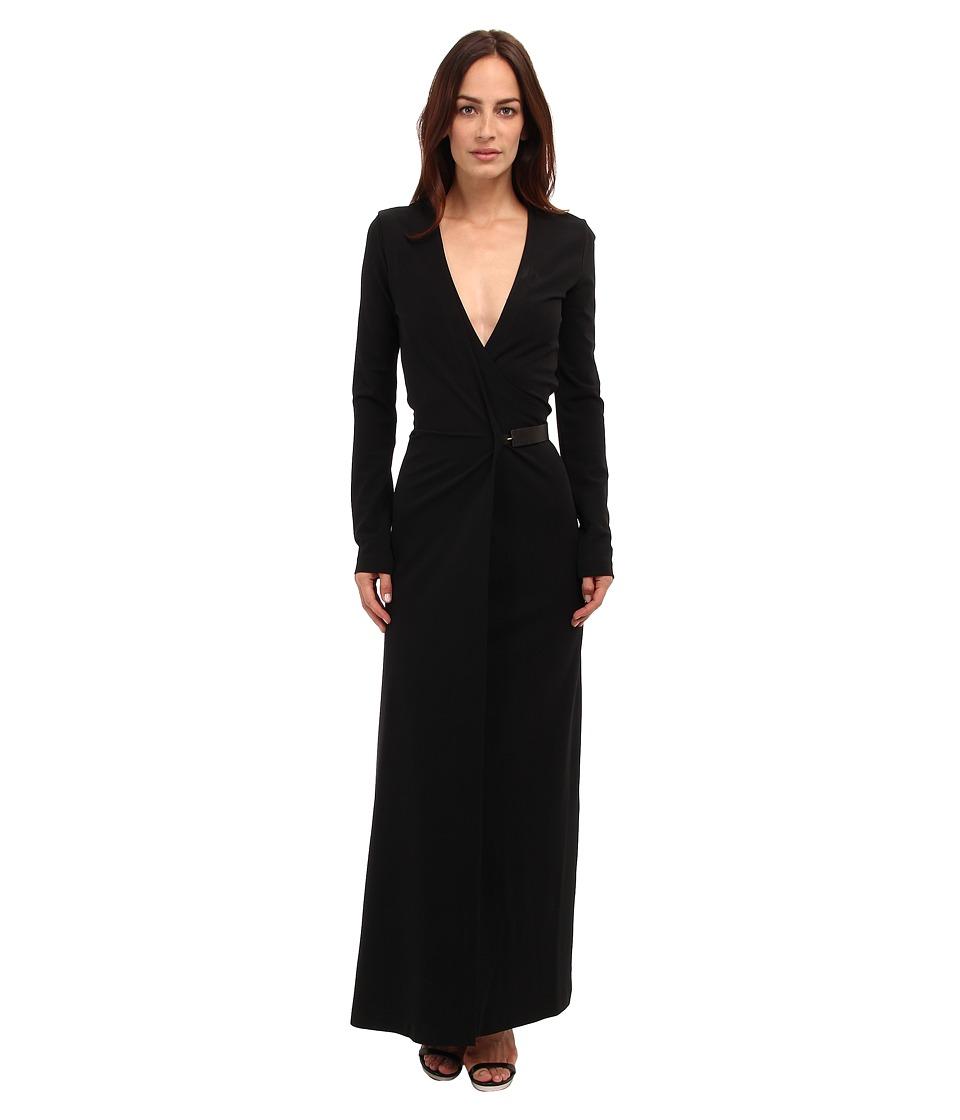 Calvin Klein Collection - 68-520529-67839 (Black) Women's Dress
